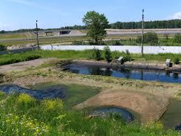 Отчёт о прохождении производственной практики на Водоканале doc Далее воду отправляют в дренажную систему где она на открытом воздухе протекает сквозь песок активизируются аэробные процессы Рис 5