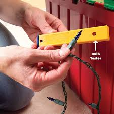How Do I Change A Fuse In Christmas Lights 4 Steps To Fix Broken Christmas Lights Family Handyman
