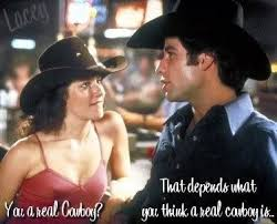 Urban Cowboy on Pinterest | Debra Winger, John Travolta and Real ... via Relatably.com
