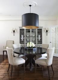 60 round espresso dining table