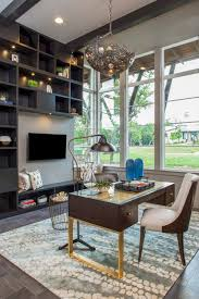 home office magazine. Wonderful Home Luxury Home Magazine Parade Of Homes Transitionalhomeofficeandlibrary For Office