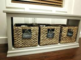 foyer furniture for storage. Foyer Furniture For Storage Front Entry Bench With Shoe Small Entryway Built In Canada E