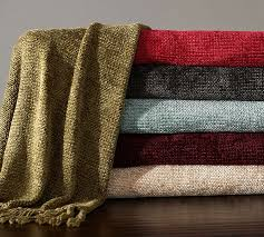 Velour Throw Blanket