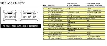 pathfinder radio hook up what are the speacker wire color codes 2005 Nissan Pathfinder Wiring Diagram 2005 Nissan Pathfinder Wiring Diagram #21 2005 nissan pathfinder radio wiring diagram