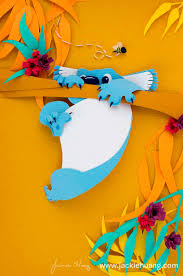 Disney Paper Art When Artist Jackie Huang Pays Tribute To Disney