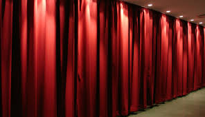 acoustic curtains material