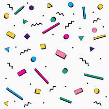 80s Pattern Inspiration 48's Patterns Graphics Creative Market