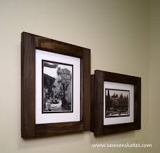 How to Make a No Miter Cut Picture Frame