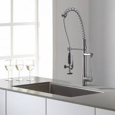 Kitchen Faucet No Touch Kitchen Faucet Single Handle Faucet With