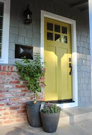 white front door yellow house. Enchanting White Front Door Yellow House With Best 20 Doors Painted Bright Color