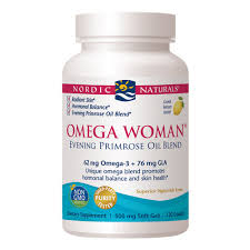 Buy <b>Omega Woman</b> - EPO Blend by Nordic Naturals I HealthPost NZ