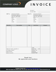 Basic Invoice Template Microsoft Word Microsoft Office Invoice Templates With Basic Invoice Template Word