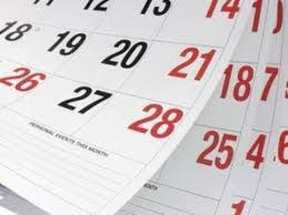 two year calender two year academic calendars approved etowah county schools