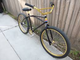 lets see those 26 bmx styled cruiser builds rat rod bikes