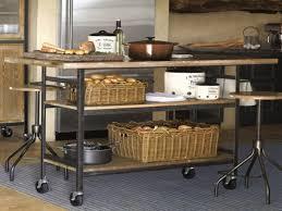 Rustic Kitchen Cart Island Kitchen 36 Distressed Black Modern Rustic Kitchen Island Cart