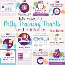 How To Make A Potty Training Chart My Favorite Potty Training Charts And Printables