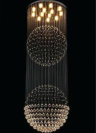 crystal drop chandelier decorations luxurious crystal chandelier with rain drop and two large globe ceiling fixture for hallway calypso glass drop crystal