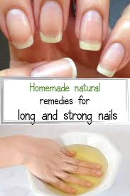 Make Life Easier: Homemade natural remedies for long and strong ...