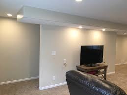 Basement Lighting Design Mesmerizing Spanish Fork Utah Basement Contractor Hope Custom Building Hope