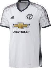 Manchester United Drittes Kinder Trikot 2016-17