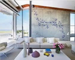 Small Picture 25 Captivating Living Room Designs With Concrete Wall Rilane