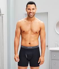 Mens Boxer Brief Size Chart Mens Underwear Boxer Brief Size Guide Fruit