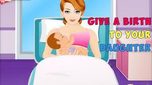 Giving birth games. Virtual Pregnancy & Giving Birth 3d Childbirth ...