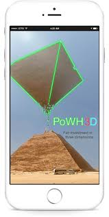 Powh3d Cryptocurrency In Three Dimensions