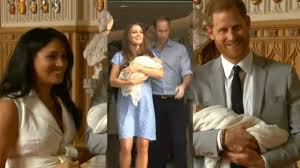 Her middle name was chosen to honour her late grandmother diana, princess of wales, the couple. Baby Archie Royalisten Verblufft Meghan Und Harry Machen Alles Anders Youtube