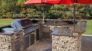 Outdoor Patio Kitchen Outdoor Patio Kitchen Design Downers Grove Youtube