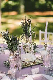flowers wedding decor bridal musings blog: lavender tablescaping lovewed george pahountis bridal musings wedding blog