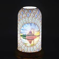 New Qinyuan Home Decorative LED Table Lamp