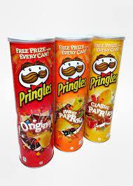 Pringles Original / Sweet Paprika / Classic Paprika - vegane Süßigkeiten  und Snacks - snacks|v