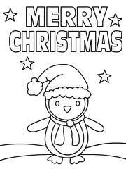 merry christmas coloring pictures. Wonderful Coloring Christmas Coloring Card  1 With Merry Pictures R