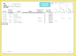 Excel Bank Account Template Bank Account Reconciliation