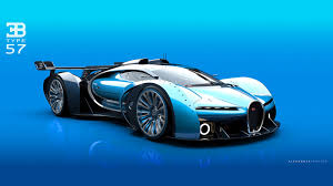 Type 57 GT: A Bugatti Vision GT even more Extreme! - SSsupersports.com