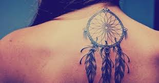 Heart Dream Catcher Tattoo 100 Dreamcatcher Tattoos for a Good Night Sleep 80