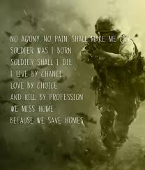 Soldier Quotes Impressive Born A Soldier Quotes