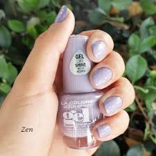 La Colors Craze Gel Like Nail Polish Riah Fashion