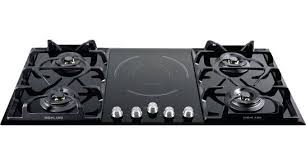 induction cooktops white glass gas stove with induction induction with gas burner kitchen for stylish household