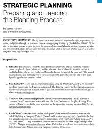 8 Free Sample Strategic Meeting Agenda Templates Printable
