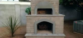 luxury outdoor fireplace and pizza oven or outdoor fireplace pizza oven brick pizza oven fireplace outdoor