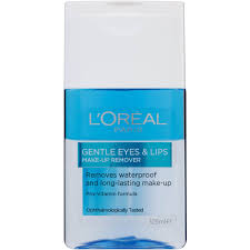 l oreal dermo expert waterproof eye makeup remover image front