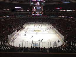 United Center Section 226 Home Of Chicago Blackhawks