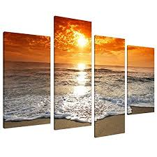 large sunset beach living room canvas wall art pictures prints xl 4152 on canvas wall art large uk with large sunset beach living room canvas wall art pictures prints xl