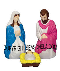 outdoor nativity scene set scenes by general foam plastics corp illuminated light up plastic outdoor lighted nativity s
