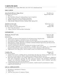 Experienced Attorney Resume Samples Lawyer Resume format Free Sample Resume Example attorney Resume 30