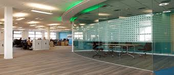 cool office partitions. Full Height Single Glazed Partitions Cool Office