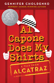 review al capone does my shirts by gennifer choldenko
