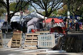 After <b>stabbing</b> at Parkway homeless encampment, outrage and a ...